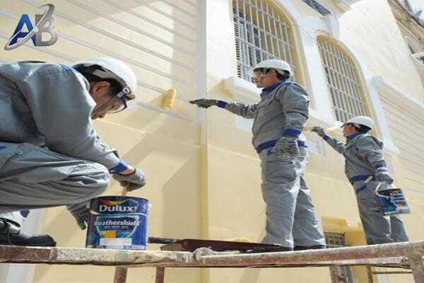 Thợ sơn sửa nhà tại ở quận gò vấp