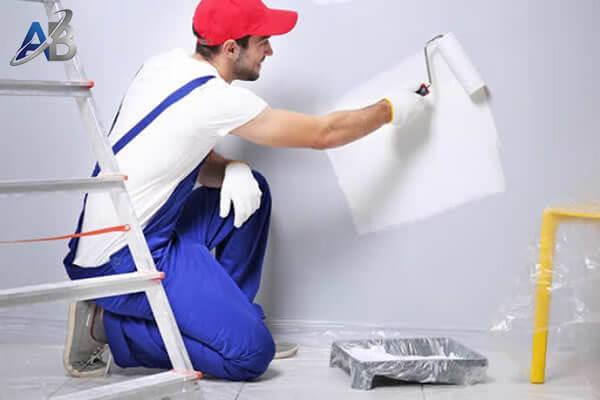 Thợ sơn sửa nhà tại ở quận tân bình