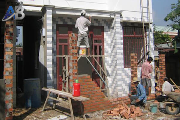 Thợ sơn sửa nhà tại ở quận thủ đức