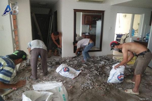 Thợ sơn sửa nhà ở tại quận 1