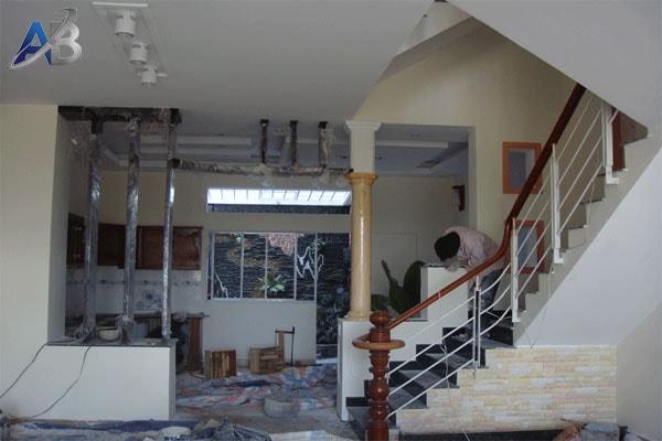 Thợ sơn sửa nhà ở tại quận 2
