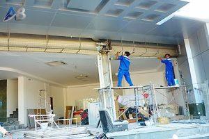 Thợ sơn sửa nhà ở tại quận 4