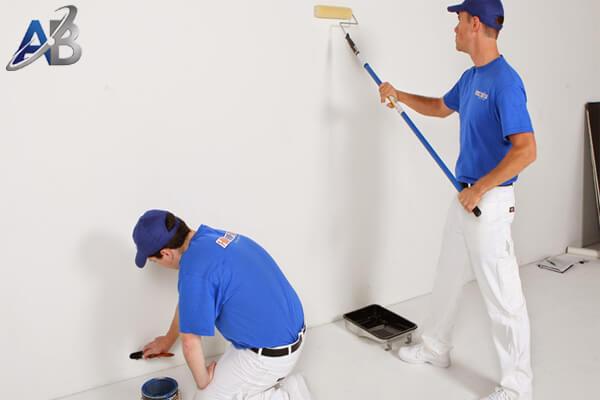 Thợ sơn sửa nhà tại ở bình dương
