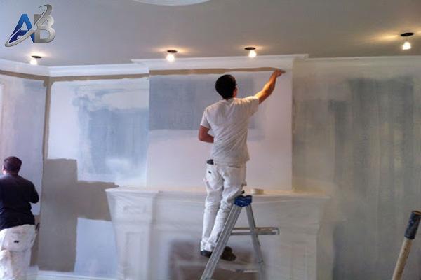 Thợ sơn chống thấm tại quận 1