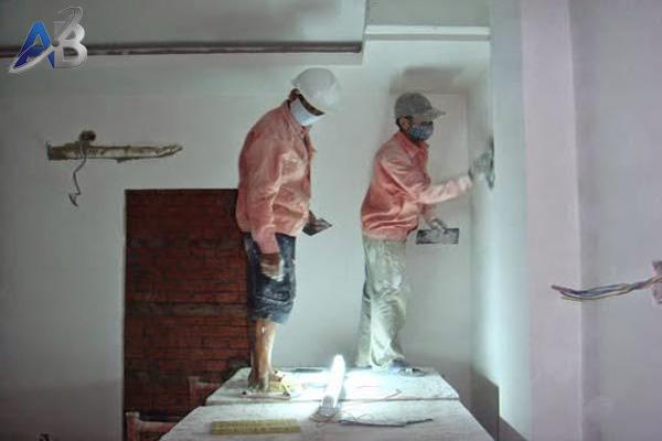 Thợ sơn chống thấm tại quận 2