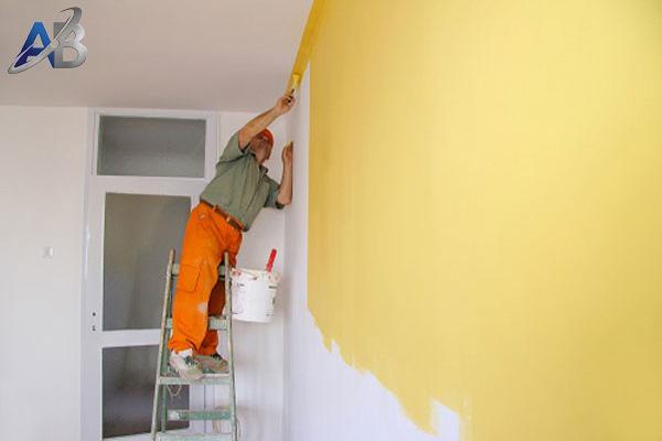 Thợ sơn chống thấm tại quận 5