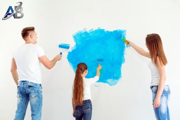 Thợ sơn chống thấm tại quận 8