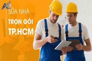 Nhận báo giá dịch vụ sơn sửa nhà trọn gói ở tại TP. Hồ Chí Minh