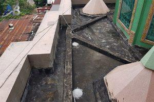 Xử lý chống thấm dột nhà tại TPHCM
