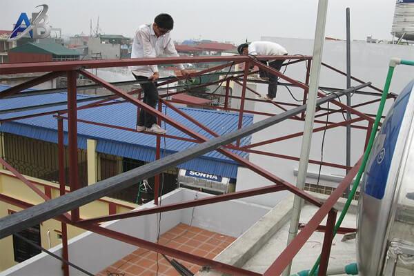 Dịch vụ thay lợp mái tôn tại TPHCM + Bình Dương + Đồng Nai