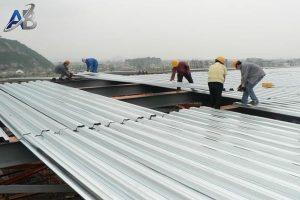 Làm mái tôn giá rẻ tại TPHCM - Bình dương - Đồng Nai