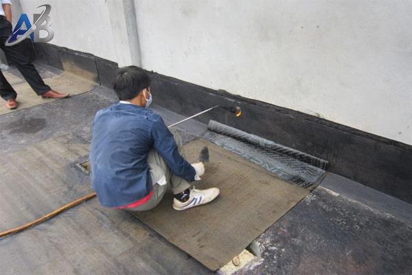Thợ chống thấm dột tại Bình Dương