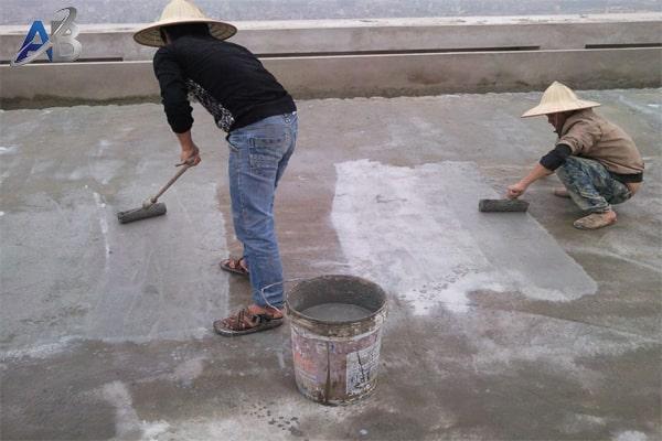 Thợ chống thấm dột tại quận 9 TPHCM