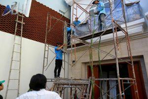 Dịch vụ sơn sửa nhà giá rẻ