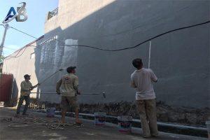 Công ty chống thấm xử lý thấm tường tại TPHCM