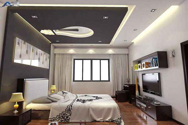 Mẫu trần đẹp dành cho phòng ngủ