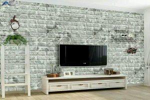 Xốp dán tường 3D đẹp