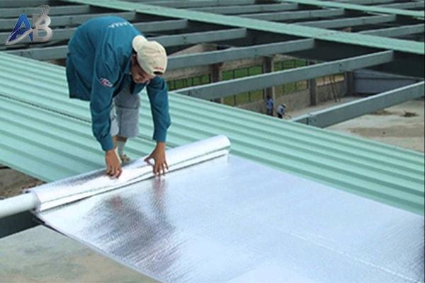 Chống dột mái tôn giá rẻ nhất năm 2021 [Cam kết chống dột triệt để 100%]