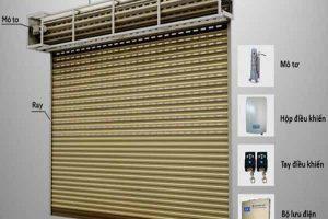 Sửa chữa cửa cuốn - Thay linh kiện chính hãng An Bình uy tín, chuyên nghiệp, hiệu quả